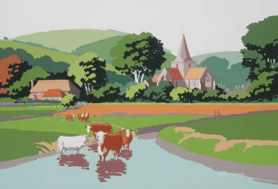 Alan TYERS - Alfriston, South Downs
