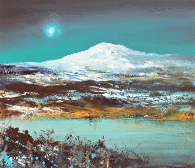 A Cold and Frosty Night, Ben Lomond
