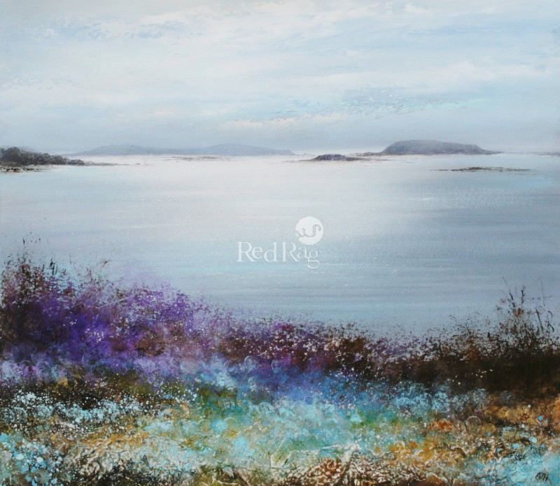 Amanda HOSKIN - Abstract Colours,Tresco