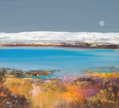 Amanda HOSKIN - Winter Moon, Fife