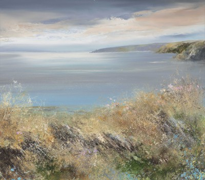Modern Artist Amanda HOSKIN - Autumn Morning, Start Point