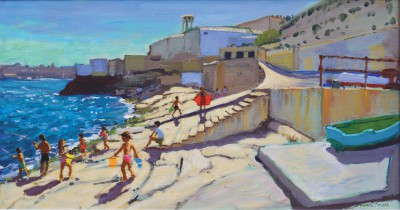 Andrew MACARA  - Bell Tower, Valletta