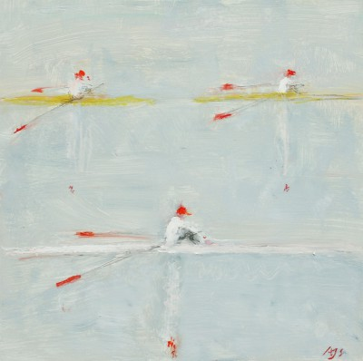 Ann SHRAGER - Scullers III