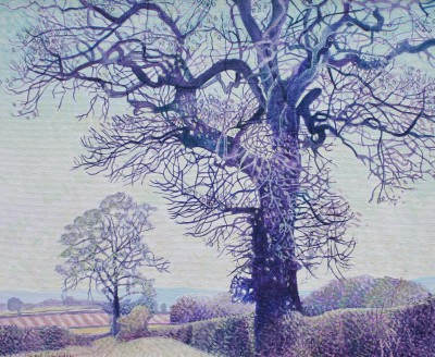 Annie OVENDEN - Country Walk, Cornwall II