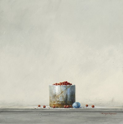 Bryan HANLON - Berries and Thrush Egg