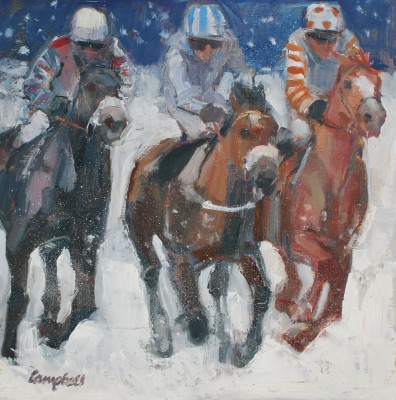Catriona CAMPBELL - Ice Racers
