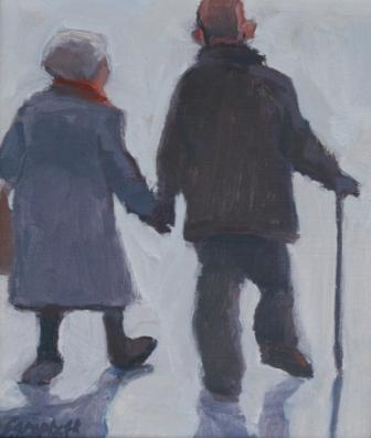 Catriona CAMPBELL - Old Couple