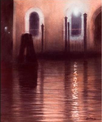 Venice Nocturne Number One