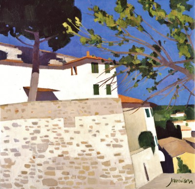 Charles JAMIESON, contemporary artist - Fiesole, Italy
