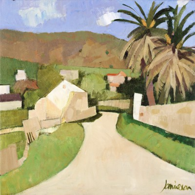 Charles JAMIESON - Palm Trees, Andalucia