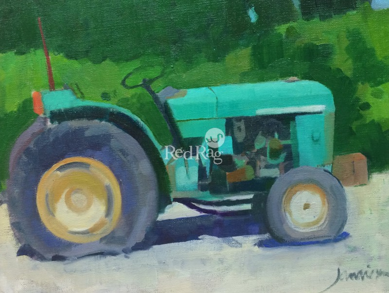 Charles JAMIESON - French Tractor