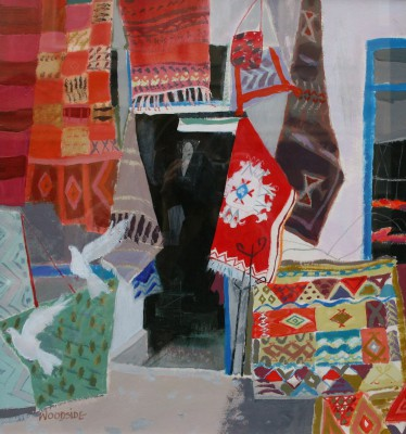 Christine WOODSIDE - Carpet Stall