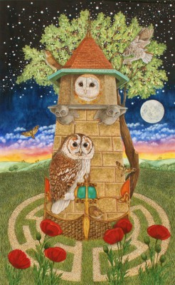 David POLE - Owl Tower