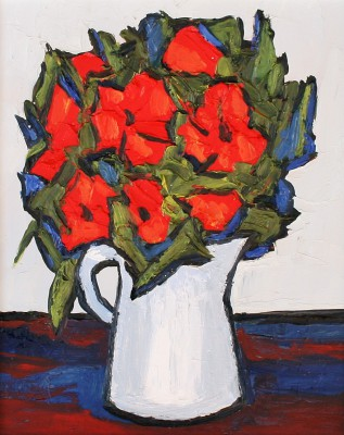 David BARNES - Poppies