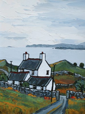 David BARNES - Farm on the Lleyn
