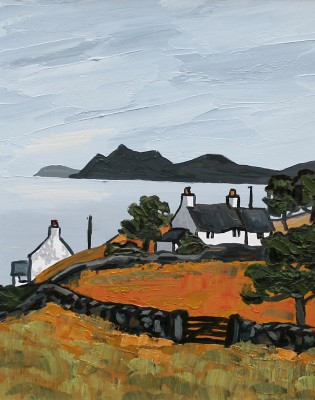 David BARNES - The North Coast Lleyn