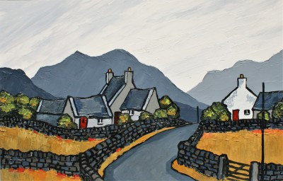 David BARNES - Farm Above The Valley