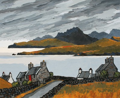 David BARNES - Western Scottish Coast