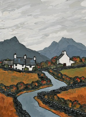 David BARNES - Snowdonian Cottages