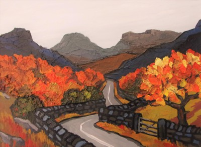 David BARNES - Autumn in the Moelwyns