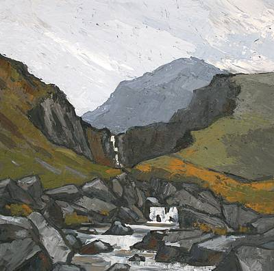 David BARNES - Near Aber