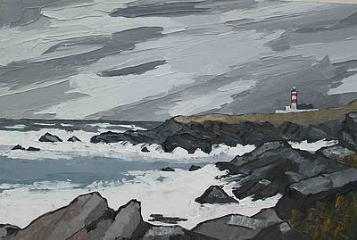 David BARNES - The Lighthouse Bardsey