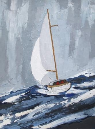 David BARNES - High Seas