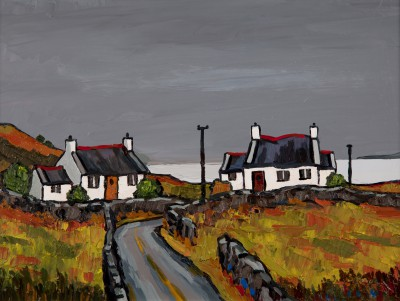 David BARNES, contemporary artist&nbsp;-&nbsp;<span style='color:red;font-size: 200%'>&#8226;</span> Near Porthmadoc