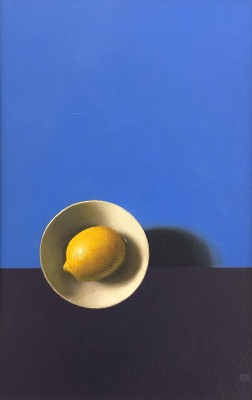 Modern Artist David GLEESON - Lemon Sunrise
