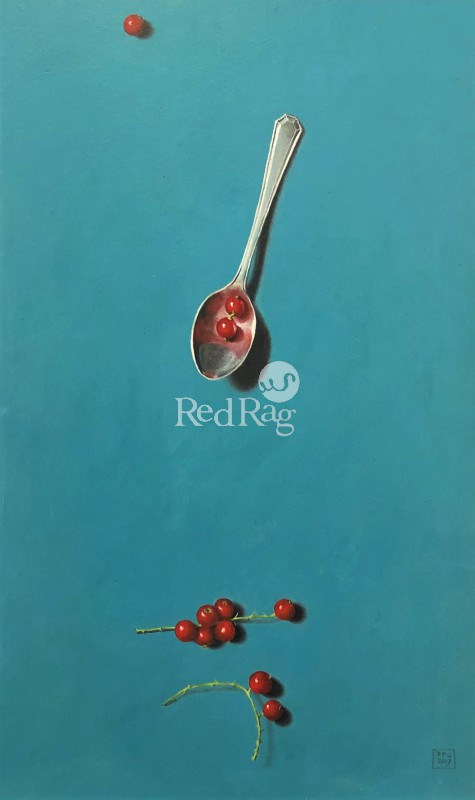 David GLEESON - Redcurrant Teaspoon