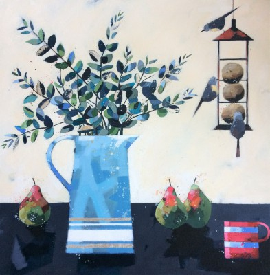 Dionne SIEVEWRIGHT - Eucalyptus and Pears