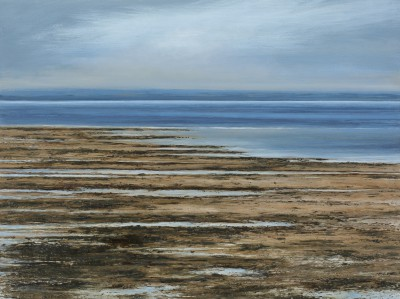 Modern Artist Donald PROVAN - Low Water
