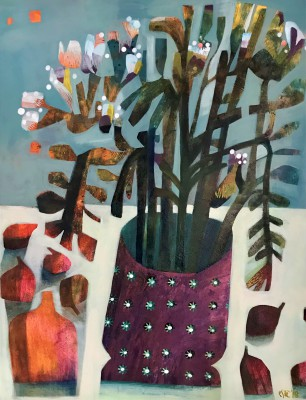 Modern Artist Este MacLEOD - Happy Place