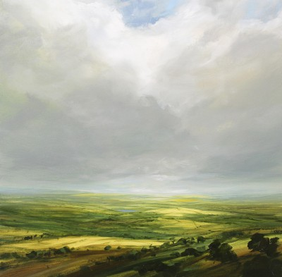 Harry BRIOCHE, contemporary artist - <span style='color:red;font-size: 200%'>•</span> Rolling Hills