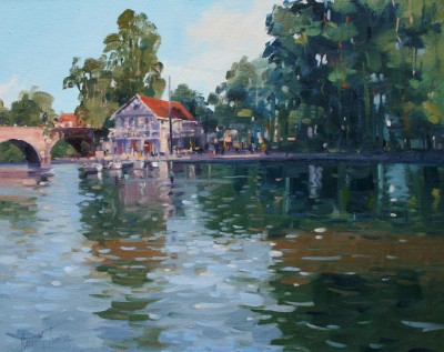 Helen TURNER - Reflections Stratford