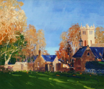 Helen TURNER - Morning Light Dirleton