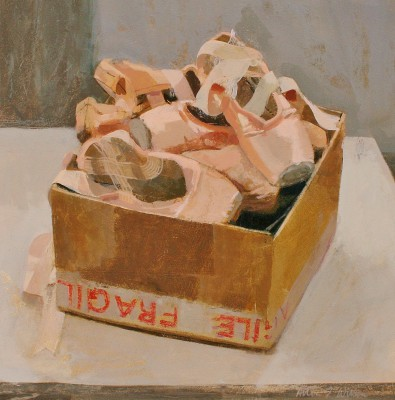 Helen WILSON  RGI - Shoe Box