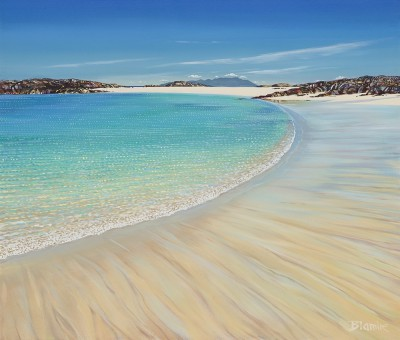 Hope BLAMIRE - Summer Tide, Torastan, Isle of Coll