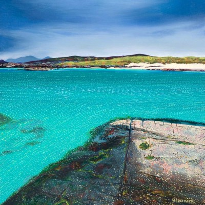 Hope BLAMIRE - Sanna Bay Rocks, Ardnamurchan