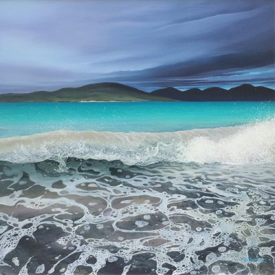 Hope BLAMIRE - Crashing Wave, Seilebost