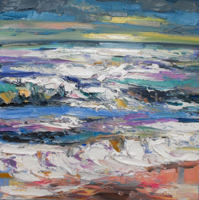 Judith BRIDGLAND - Light on the Sea