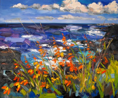 Judith BRIDGLAND - Across to Portrush
