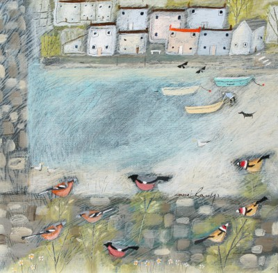Louise RAWLINGS - Harbour Finches
