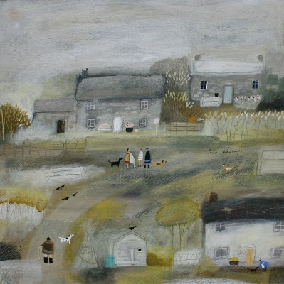 Louise RAWLINGS - An Afternoon Stroll