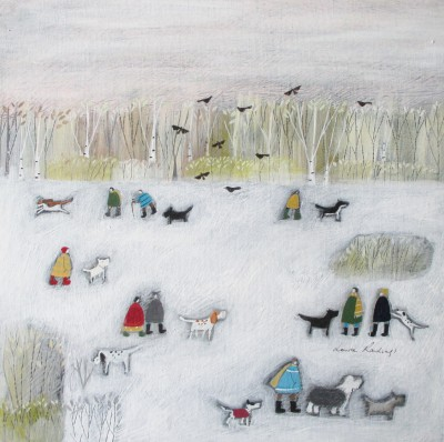 Louise RAWLINGS - A Sky Full of Snow
