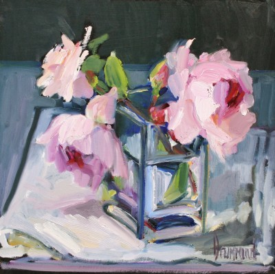 Marion DRUMMOND - Pink Roses