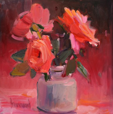 Marion DRUMMOND, contemporary artist - Jans Roses