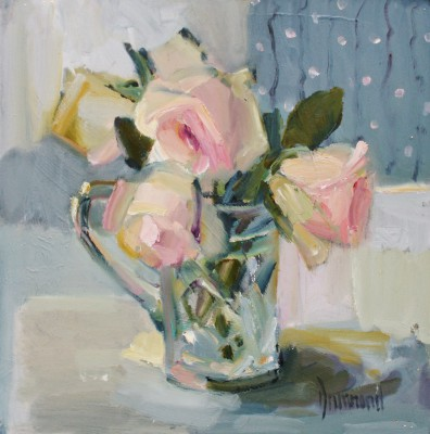 Marion DRUMMOND - Pastel Roses