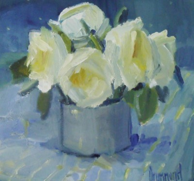Marion DRUMMOND - Small White