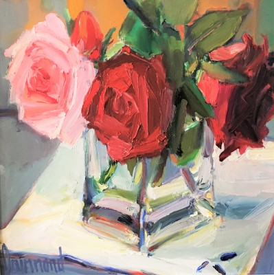 Marion DRUMMOND - Old-fashioned Roses